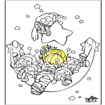 Disegni per i piccini - Sonno 2