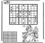 Sudoku a cavallo