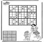 Sudoku Biancaneve