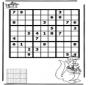Sudoku Canguro