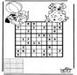 Sudoku Dalmati
