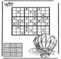 Sudoku Mongolfiera