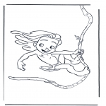 Personaggi di fumetti - Tarzan 3