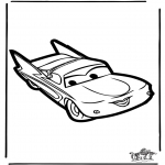 Lavori manuali - Trafora i Cars