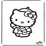 Lavori manuali - Traforo Kitty