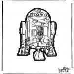 Lavori manuali - Traforo Star Wars