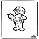 Lavori manuali - Traforo Wendy