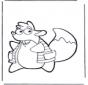 Tyco lo scoiattolo