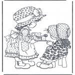 Disegni da colorare Vari temi - Un pò di limonata