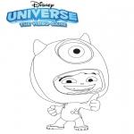 Personaggi di fumetti - Universe: the video game Mike