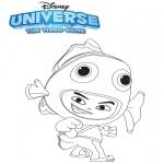 Personaggi di fumetti - Universe: the video game Nemo