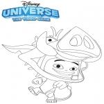 Personaggi di fumetti - Universe: the video game Pumba