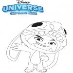 Personaggi di fumetti - Universe: the video game Stitch