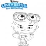 Personaggi di fumetti - Universe: the video game Wall-e