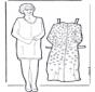 Vesti la nonna