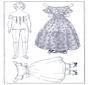 Vestiti e pupazzo da vestire 1