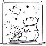 Personaggi di fumetti - Winnie de Pooh 3