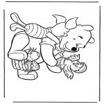 Personaggi di fumetti - Winnie the Pooh 7