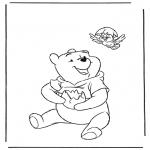 Personaggi di fumetti - Winnie the Pooh 8