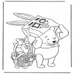 Personaggi di fumetti - Winnie the Pooh 9