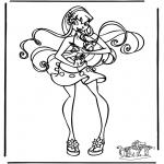 Personaggi di fumetti - Winx club 12