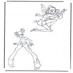 Personaggi di fumetti - Winx club 7