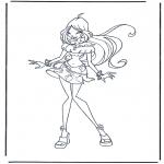 Personaggi di fumetti - Winx Club