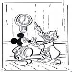 Personaggi di fumetti - Zio paperone